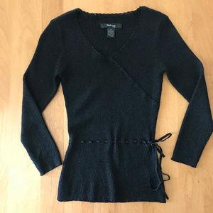 Style & Co. Petite Silk/Cotton Sweater